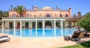 villa de luxe marrakech