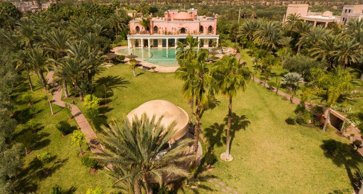 marrakech palais luxe